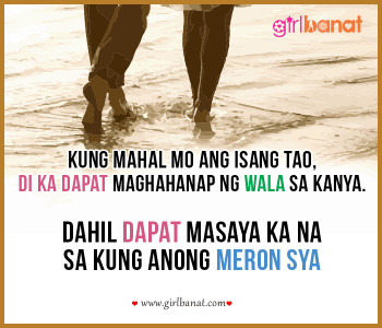 Tagalog Love Quotes and Messages