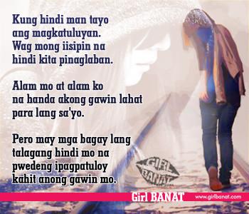 Tagalog Emo Quotes