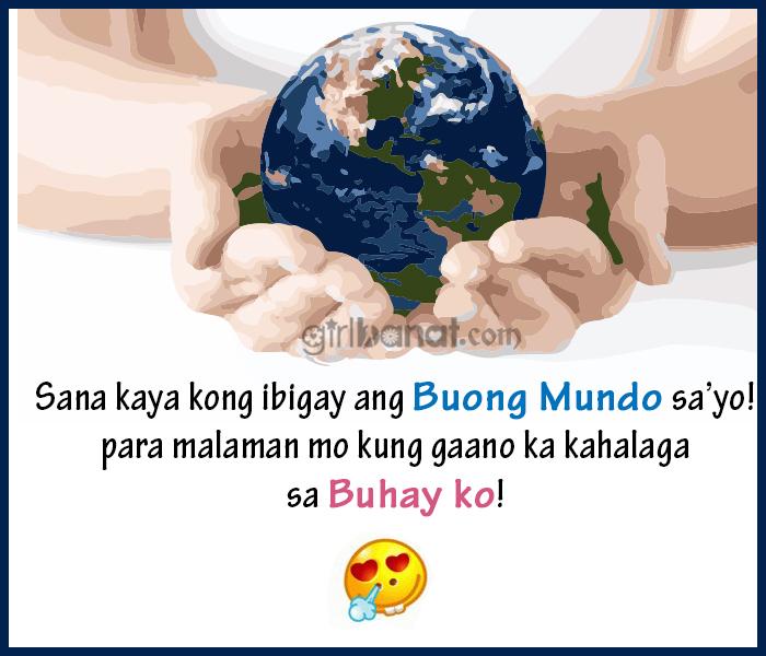 Cheesy Tagalog Love Quotes